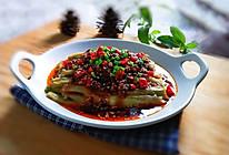 #父亲节,给老爸做道菜#手撕烤茄子的做法
