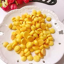 没有烤箱也能做的蛋黄溶豆