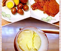独创任性卤味&想卤啥卤啥之卤蛋篇的做法