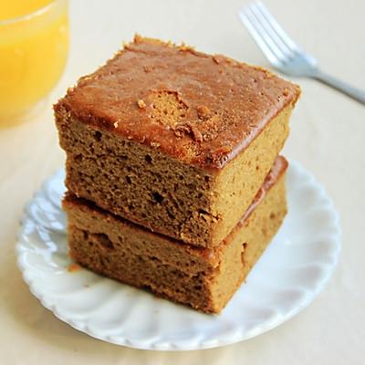 无油枣泥蛋糕