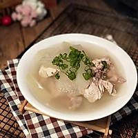 冬瓜排骨汤--冬季滋补好营养