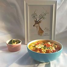 #父亲节,给老爸做道菜#简单好喝的西红柿鸡蛋汤