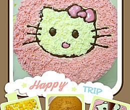 8寸生日蛋糕的做法