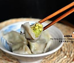 西葫芦鸡蛋虾皮饺子