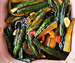 #餐桌上的春日限定#配粥伴侣,下饭神器,爽口酱黄瓜的做法