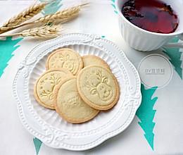 圣诞预热~黄油饼干的做法