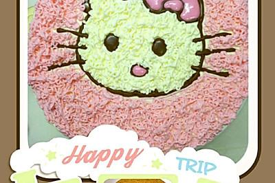 8寸生日蛋糕