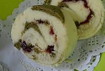 抹茶【蛋糕卷】的做法