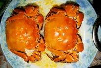 清蒸太湖蟹螃蟹的做法