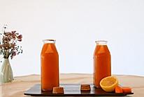 胡萝卜雪梨汁的做法