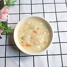 营养美味虾皮鸡蛋粥