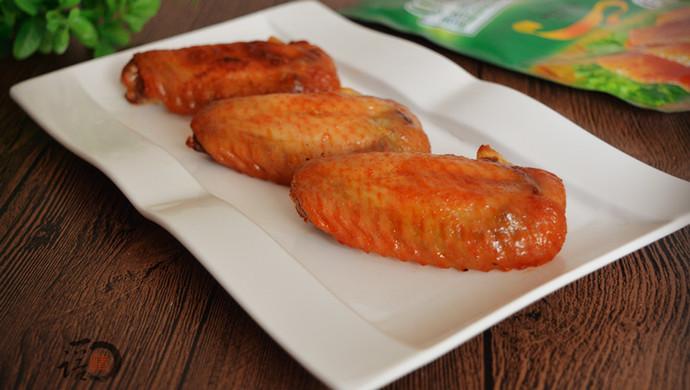 奥尔良烤鸡翅+