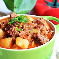 番茄牛腩   宝妈享食记的做法图解16