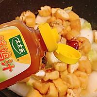给肉都不换❗️好吃到连汤汁都不剩的白菜焖豆泡的做法图解10