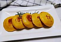 #憋在家里吃什么#外脆里鲜玉米豆角肉馅饼的做法