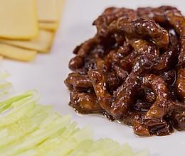 京酱肉丝| 美食台的做法