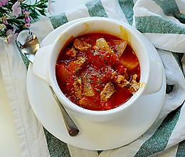 【俄式】罗宋汤的做法