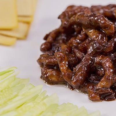 京酱肉丝| 美食台