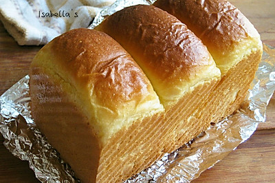 基础吐司面包#甜蜜厨神#