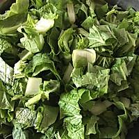 减肥食谱一白菜土豆的做法图解2
