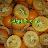 金桔果酱的做法图解4
