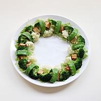 圣诞花环-丘比沙拉汁的做法图解11