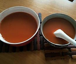美容红萝卜汁的做法