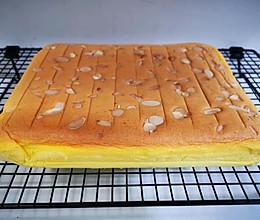 古早蛋糕(杏仁)的做法