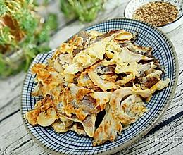 椒盐蘑菇(有椒盐的做法噢)的做法