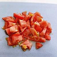 #初春润燥正当时#番茄意面的做法图解2