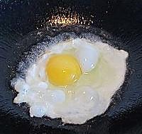 荷包蛋的做法图解2