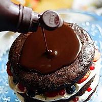 经典巧克力裸蛋糕的做法图解27