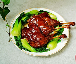 鸭肉这么做一点也不腥味道真不错,一滴油都不用放,好吃还不上火的做法