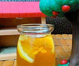 泡制柠檬冰红茶(简易版)的做法