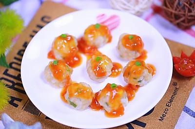 白萝卜丝肉丸 宝宝辅食食谱