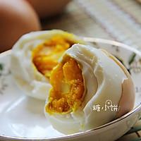 【咸鸡蛋】用鸡蛋也能腌金黄流油的咸蛋的做法图解5