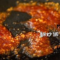 《中餐厅》黄晓明做的茄汁大虾,原来这么简单!的做法图解5