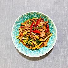 下饭神器:川菜爆炒鸡杂