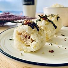 #美食新势力#@减脂二米寿司