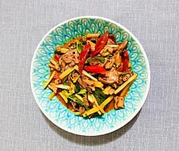下饭神器:川菜爆炒鸡杂的做法