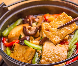 鲜味豆腐煲的做法
