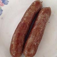 黑胡椒香肠的做法图解9