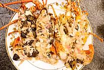 爱芝士,爱龙虾——芝士焗龙虾的做法