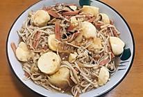 金针菇玉子豆腐的做法