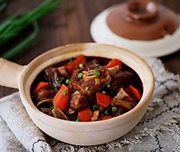 #一道菜表白豆果美食#羊肉炖胡萝卜的做法