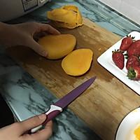 芒果西米露<Kiss mango>港式甜品的做法图解2