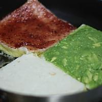 香煎牛油果三文治的做法图解6