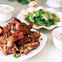 开胃又美容:慢炖五香香辣猪蹄猪手猪脚的做法图解13