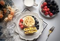 芝士菠萝香蕉饼#精品菜谱挑战赛#的做法