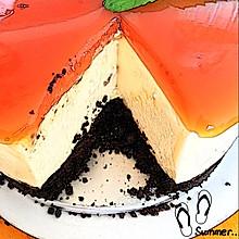 红茶酸奶慕斯蛋糕